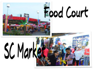 food court n sc market